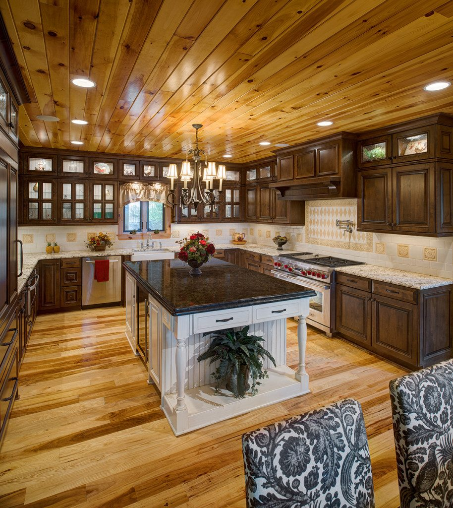 Home Design Ideas Buch: Bennett Log Cabin Design By Katahdin Cedar Log Homes