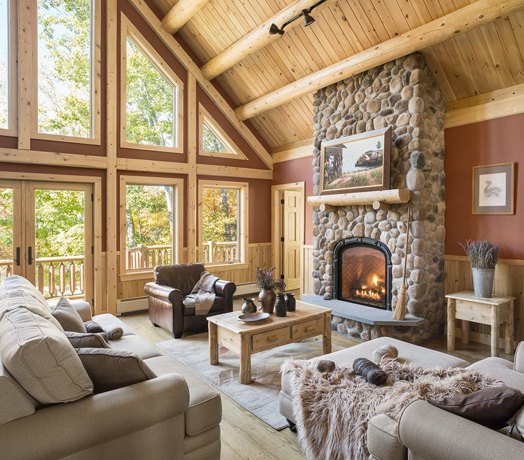 Brown Living Rooms Most In-demand Home Design