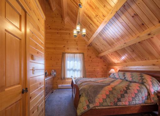 Log Home Plan #09987