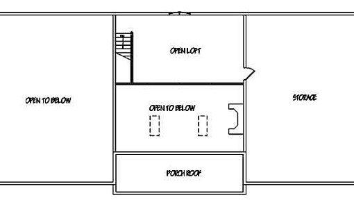 Log Home Plan #01116