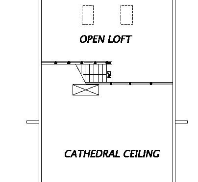 Log Home Plan #02966S