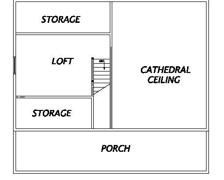Log Home Plan #02978
