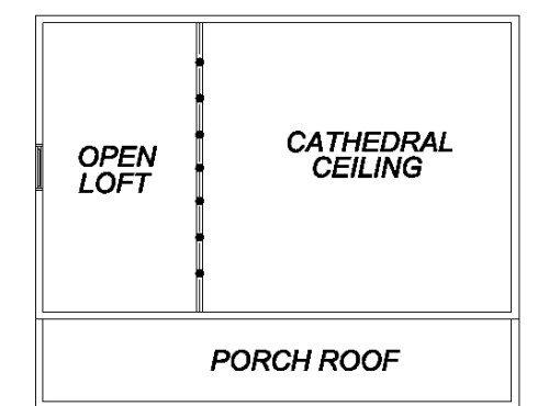 Log Home Plan #02979