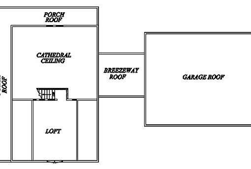 Log Home Plan #02995