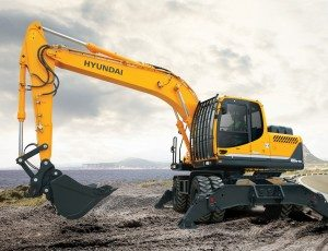 excavator Foundations & Infrastructure