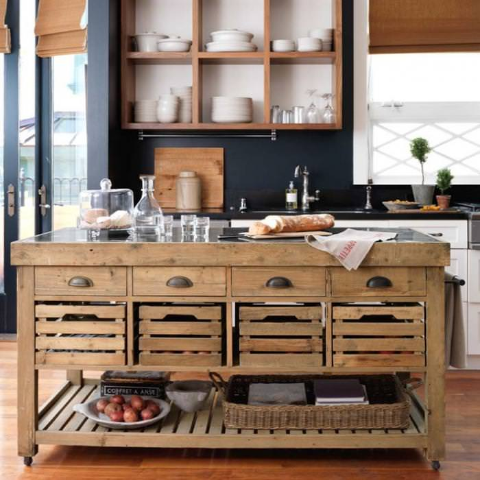 Kitchen Islands Weekends Only