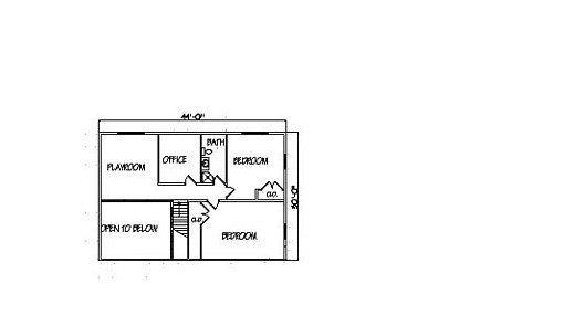 Log Home Plan #99578