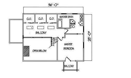Log Home Plan #99601