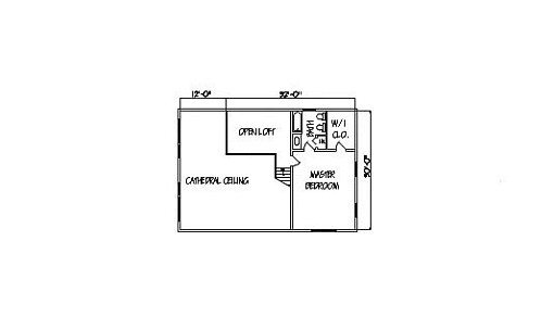 Log Home Plan #99617