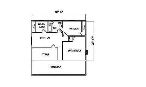 Log Home Plan #99636