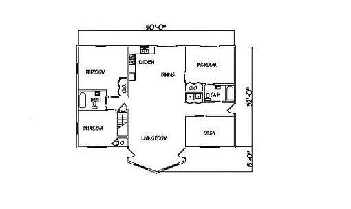 #99655 - Floor Plan