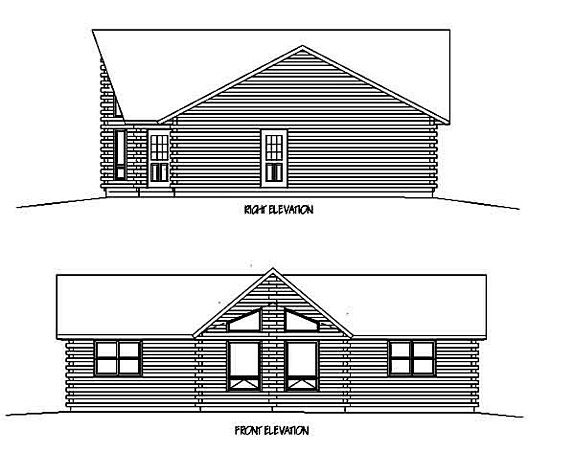 Log Home Plan #99655 - Katahdin Cedar Log Homes Floor Plans Side View Home Mansion Design Plans on construction side view, furniture side view, kitchen side view, countertops side view, house side view, drafting side view, log homes side view,