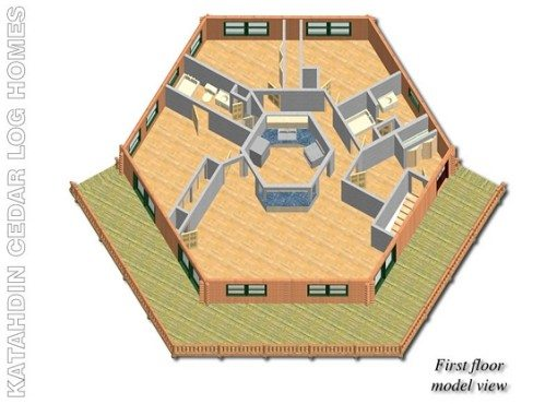 Acadia-II-FloorModelView