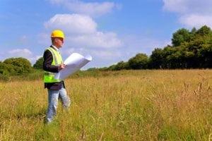 Back to basics: land acquisition for Katahdin Cedar Log Home