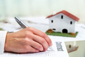 including contract conditions for land purchase allows for due diligence