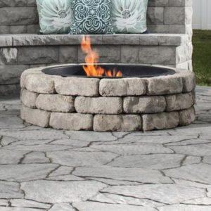 Mega-Arbel spavers transform KAtahdin Cedar Log Home outdoor areas