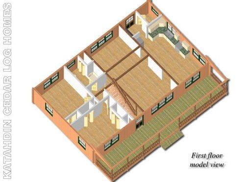 Berwick-FloorModelView