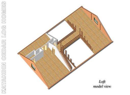 Berwick-LoftModelView