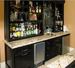 great wet bar