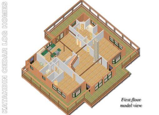 Bonanza-FloorModelView