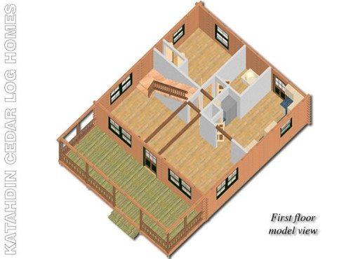 Bristol-FloorModelView