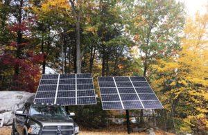 brownleed solar panels