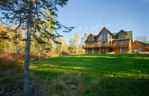 log home shows denver