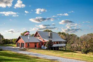 farmhouse arborwall exterior