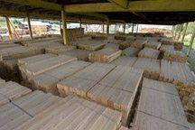 Northern white cedar planks