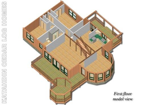 Chateau-FloorModelView