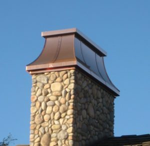 ... Custom Copper Chimney Shrouds