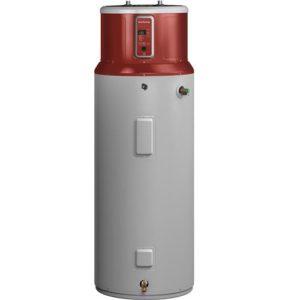 Geo Spring hybrid heat pump water heater