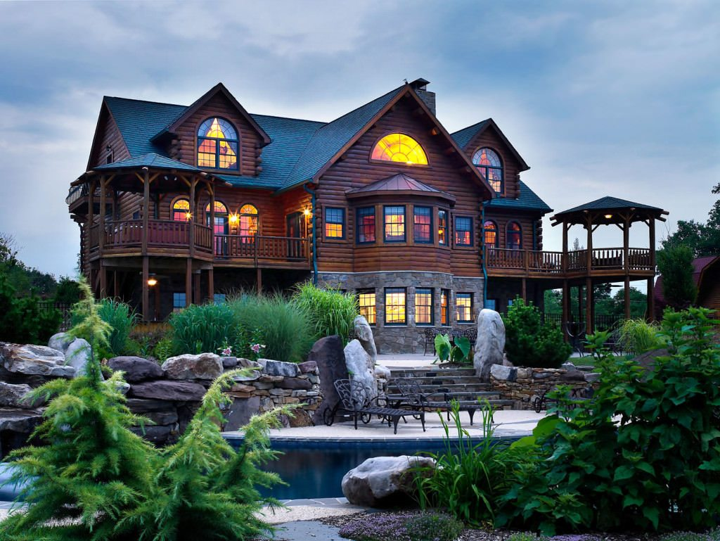 Awe Inspiring Hennessey 02990 Katahdin Cedar Log Homes Download Free Architecture Designs Intelgarnamadebymaigaardcom