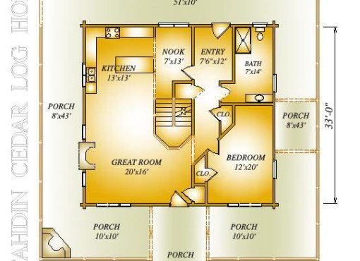 Fridel-Lauer Floor Plan