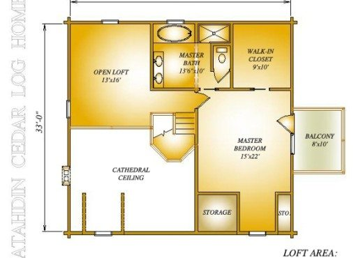 Fridel-Lauer Loft Plan