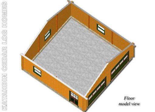 Garage-B-FloorModelView