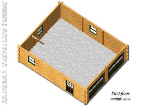 Garage-C-FloorModelView