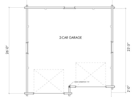 Acton – Garage
