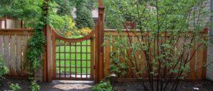 garden gate design