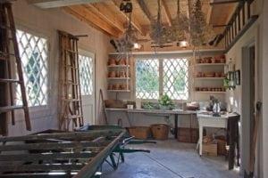 Designing The Perfect Garden Shed Katahdin Cedar Log Homes