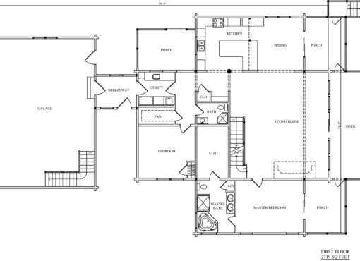 holland floor plan