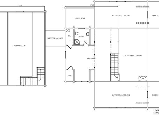 holland loft plan