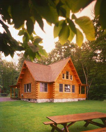 Log Home Living At Its Finest Katahdin Cedar Log Homes
