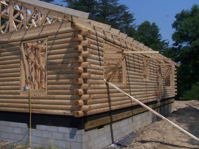 Insulation Primer For Log Homes Katahdin Cedar Log Homes