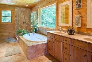 log home master retreat