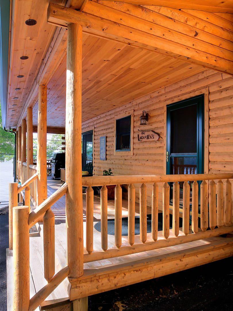 Kodiak Katahdin Cedar Log Homes Floor Plans
