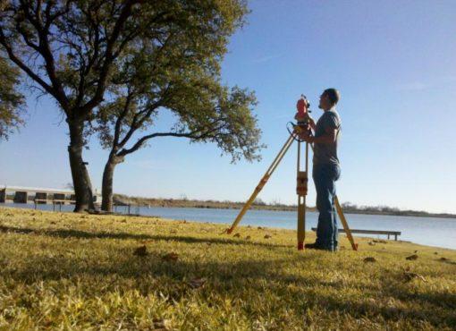 land survey information