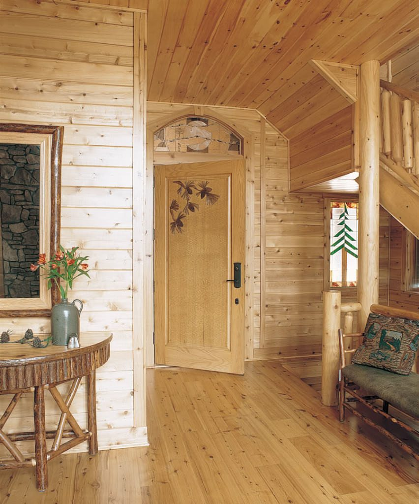 Adrian 01894 Katahdin Cedar Log Homes