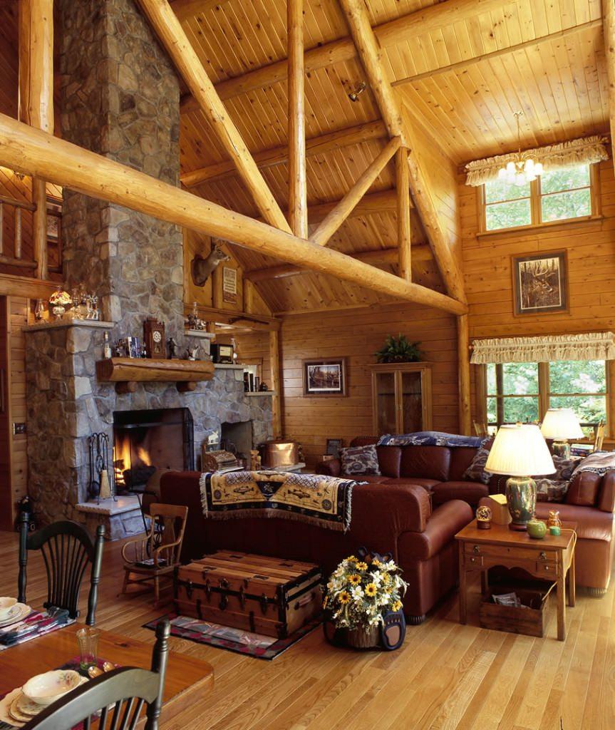 living room archives katahdin cedar log homes. Black Bedroom Furniture Sets. Home Design Ideas