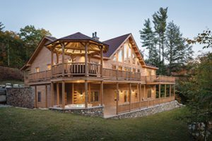 It S Not Too Early To Plan For Fall Log Home Shows